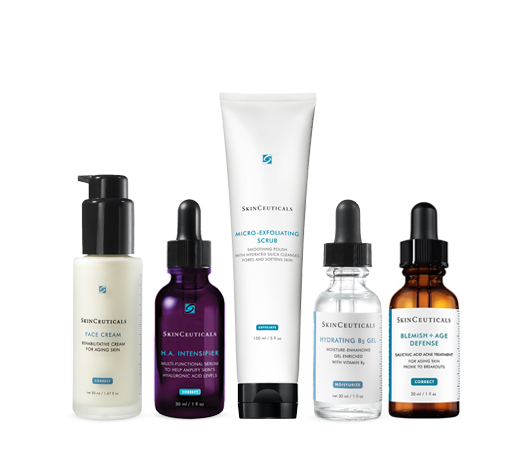 SkinCeuticals products